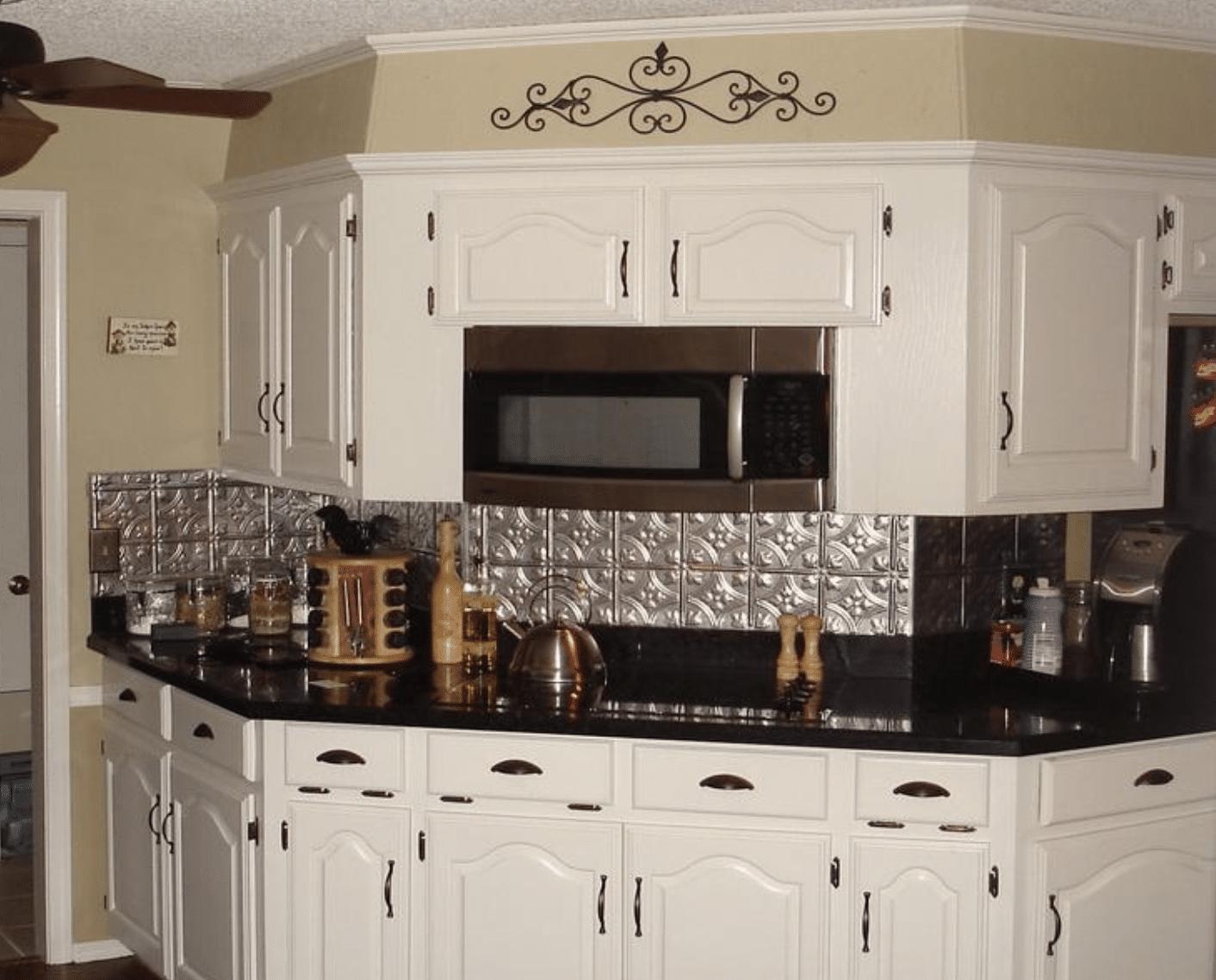 Tile-kitchen-tin-backsplash