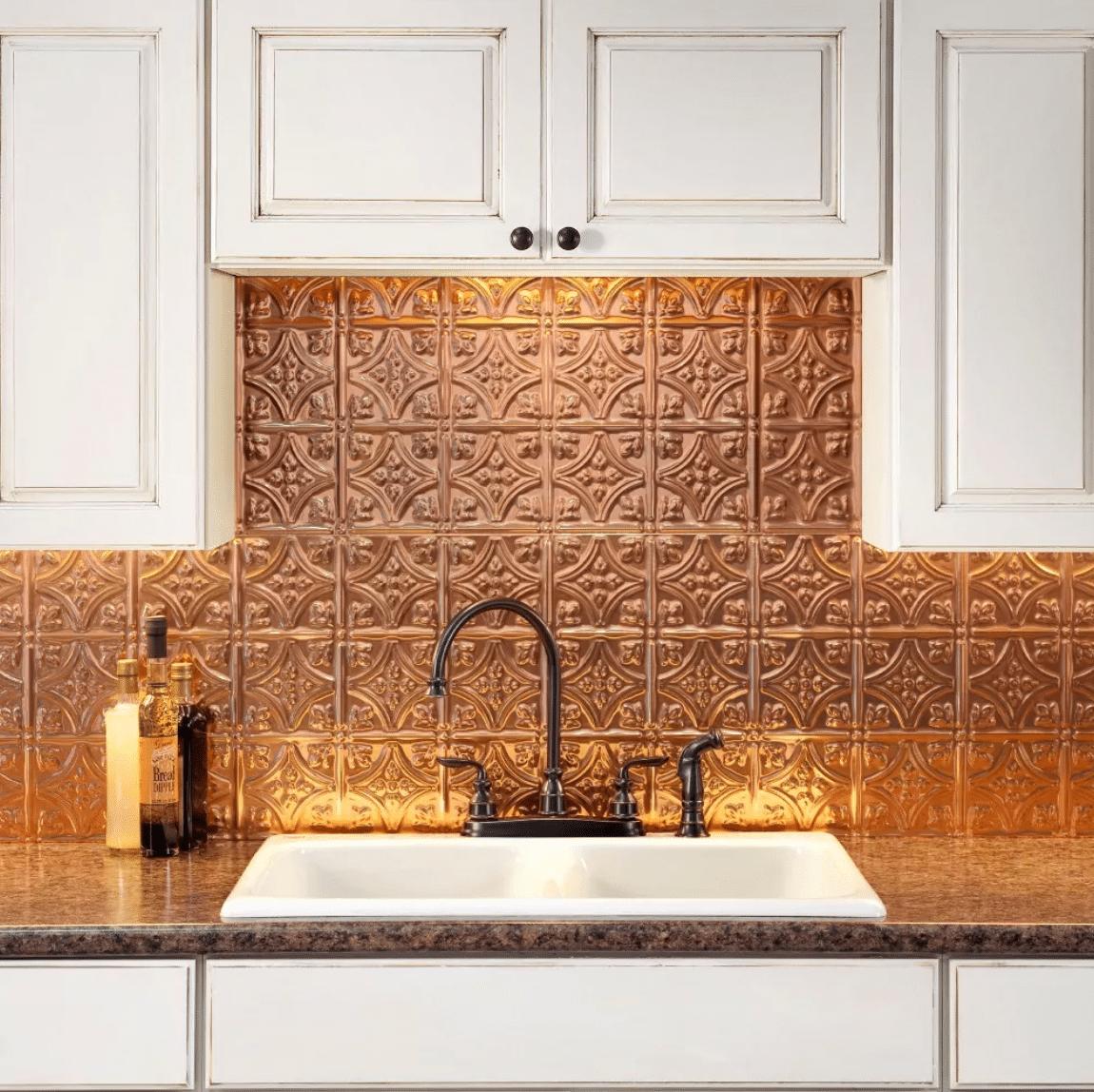 Copper-Tiles