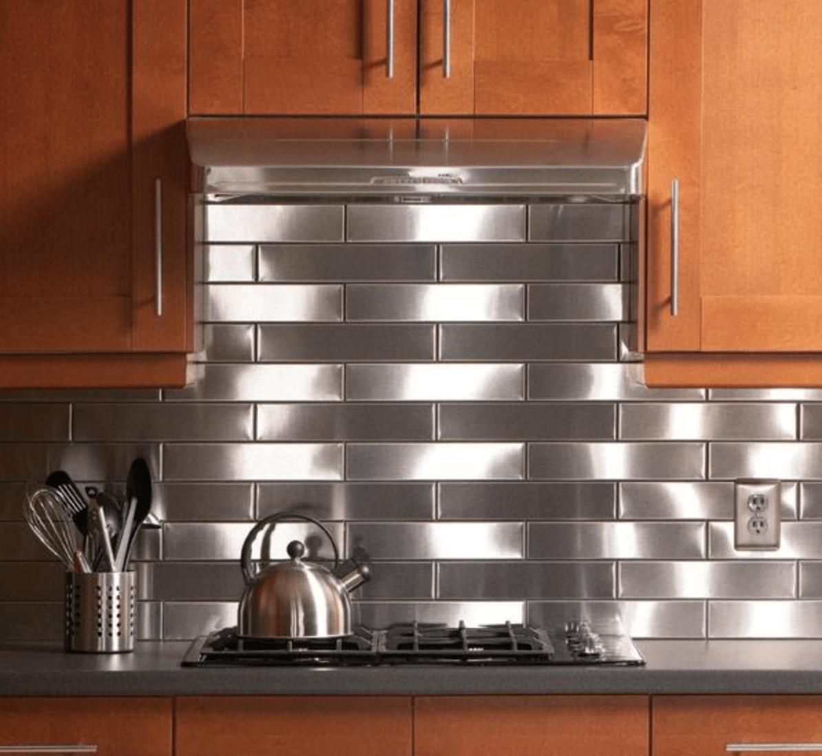 Kitchen No Backsplash: Backsplash Materials & Why They Matter?