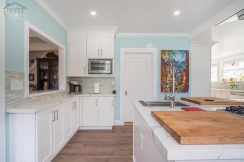 Montara Kitchen Remodel